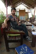 Photo: Sidar Bozkur, English language teacher from Mardin Artuklu University, Mardin 2015