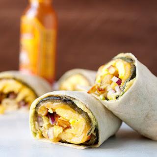 Chili Relleno Burrito