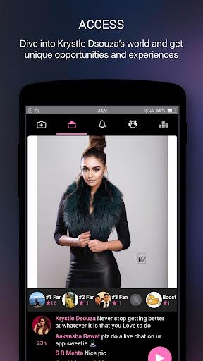 Krystle Dsouza Official App screenshot 1