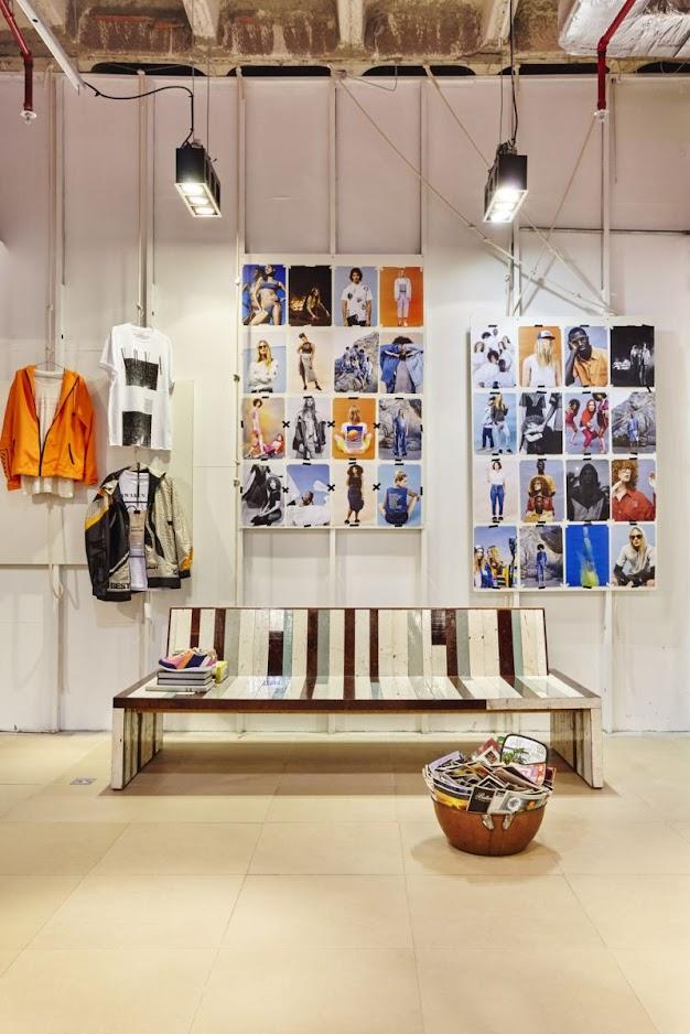 Thiết kế shop thời trang nữ - thiết kế shop quần áo nữ 3