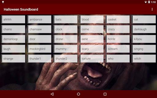 玩免費娛樂APP|下載ハロウィーンのサウンドボード app不用錢|硬是要APP