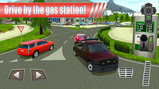 Gas Station: Car Parking Sim  screenshots 11