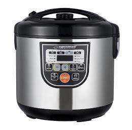 Multicooker, Robot de bucatarie, 5 litri, 860 W