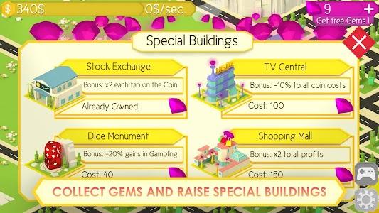 Idle Town v2.2.1 (Mod Gems/Perk Points)