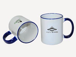 Photo: 11 oz.Mug(Rim & Handle Colour)