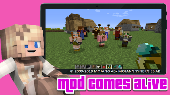 Mod Comes Alive 1