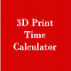 Download 3D Print Time Calculator For PC Windows and Mac
