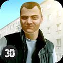 Russian Mafia Crime City 3D icon