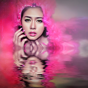 by Maybelle Blossom Dumlao-Sevillena - People Portraits of Women