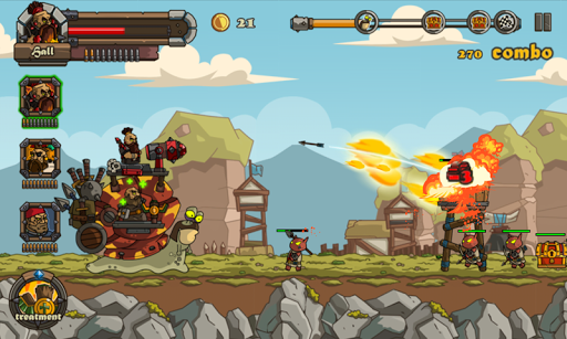 Snail Battles screenshot 2