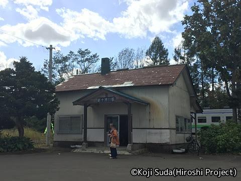 JR北海道 新十津川駅_01
