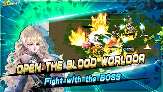 Gods Wars Ex : Vampire Screenshot