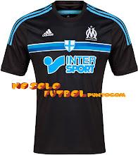 Photo: Olympique de Marsella 3ª * Camiseta Manga Corta