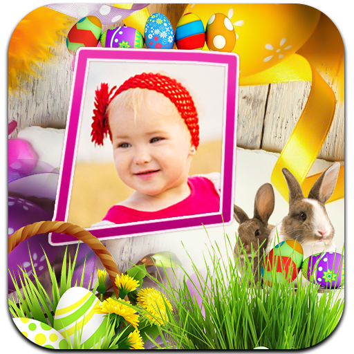 Happy Easter Photo Frames 2017