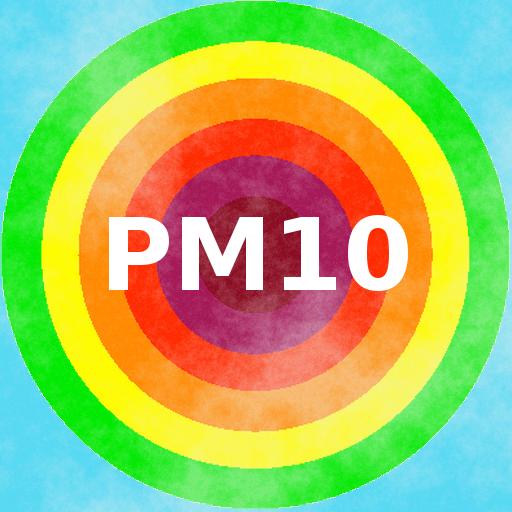 Air Quality Meter - PM10 & AQI