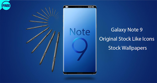 Theme for Galaxy Note 9 | Samsung Note 9 1.0.5 screenshots 1