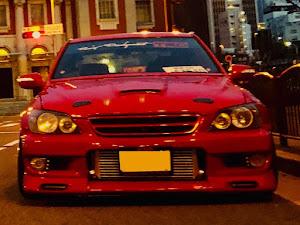 アルテッツァ SXE10 RS200  SXE10改  12年のカスタム事例画像 マルちゃんさんの2019年10月03日06:42の投稿