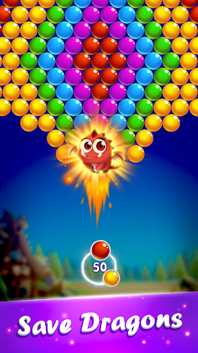 Bubble Shooter apkpoly screenshots 2