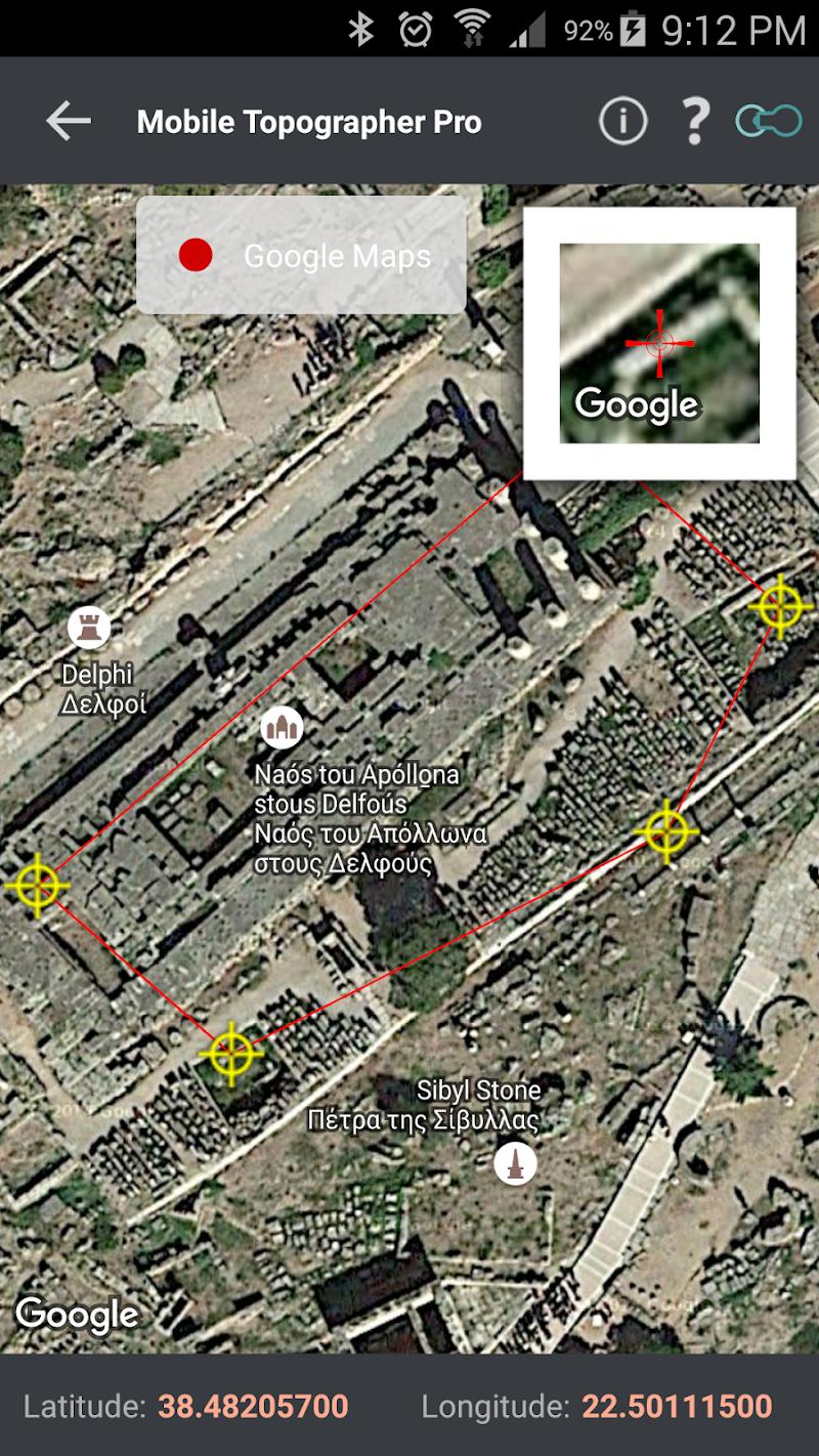 Mobile Topographer Pro Screenshot 14