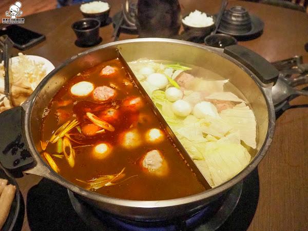 食尚玩家推薦之老疊香麻辣火鍋,藥膳風味的麻辣湯底