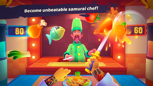 Samurai Chef - screenshot