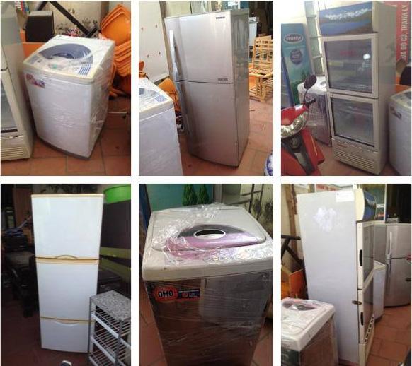 Thanh lý đồ điện lạnh cũ, tủ lạnh cũ, tủ lạnh hải phòng 0834567824