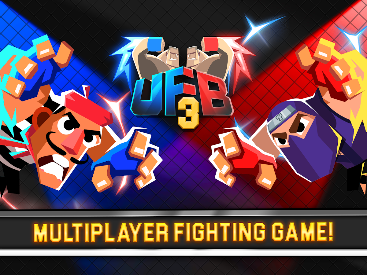 UFB 3 - Ultra Fighting Bros- screenshot