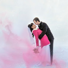 Wedding photographer Nadezhda Chekrasskikh (NadineNC). Photo of 28.01.2013