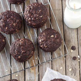 Chocolate Oatmeal Cookies.