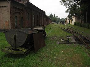 Photo: Mam nadzieję zwiedzić skansen Zabytkowej Stacji Kolei Wąskotorowej. Niestety dotarłem tutaj o godzinę za wcześnie :/