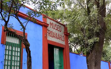 Photo: Antropologisesta museosta jatkoimme Coyoacánin alueella