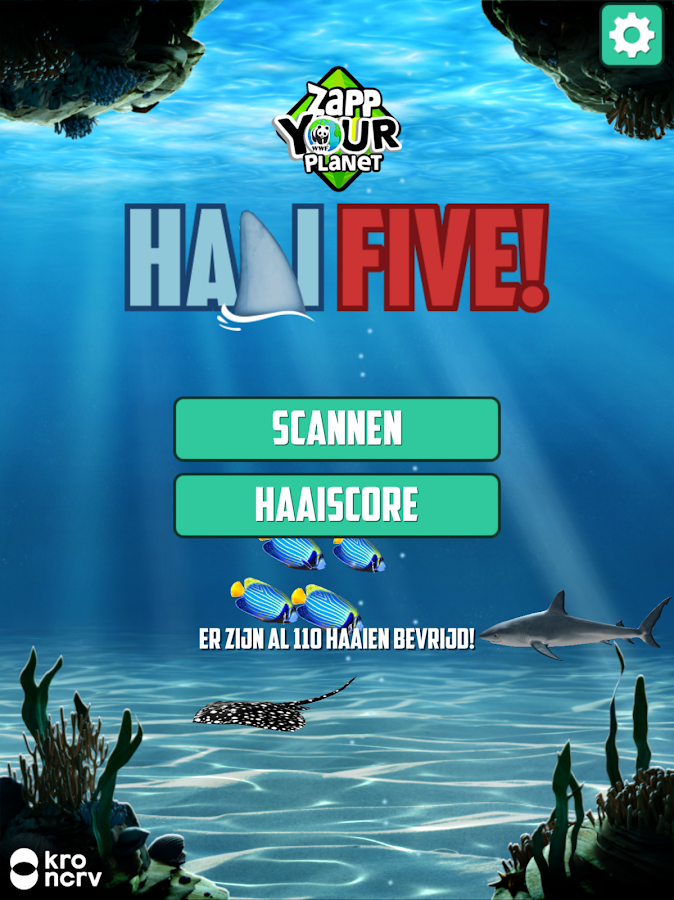 Zapp Haai Five- screenshot