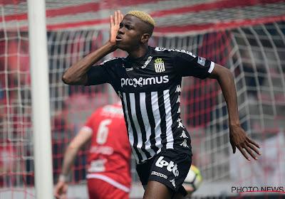 Direction la Serie A pour Victor Osimhen et jackpot pour Charleroi