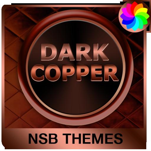 Dark Copper - Theme for Xperia