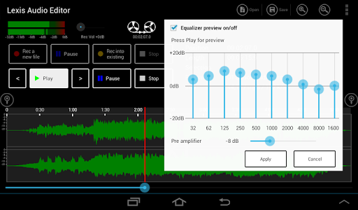 Lexis Audio Editor 1.1.97 Apk for Android 9