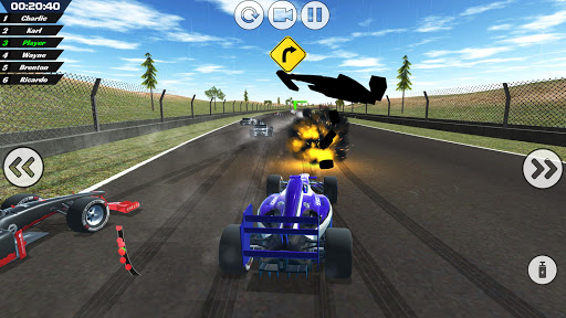 New Top Speed Formula Car Racing Games 2020 android2mod screenshots 4