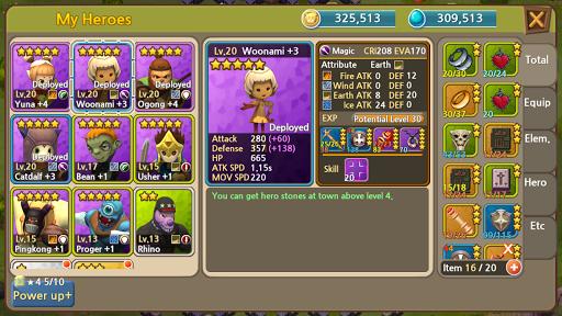 Forest Of Heroes : Clash Of Hero 5.2.1 screenshots 4