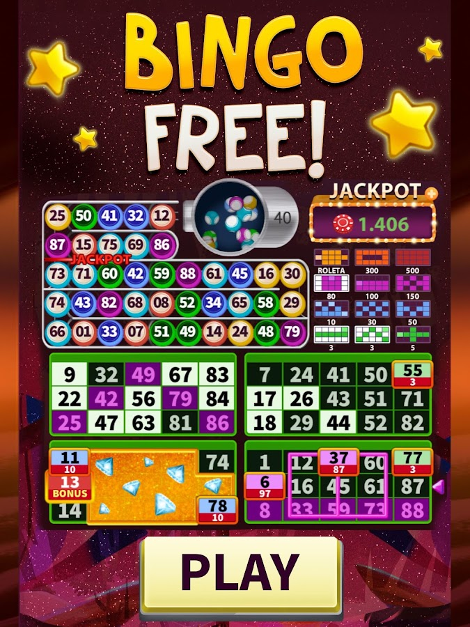 free bingo games for android tablet