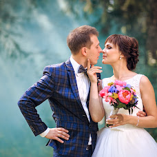 Wedding photographer Alina Rudovskaya (Coffemolka). Photo of 26.10.2015