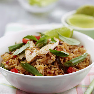 Thai Style Fried Rice.