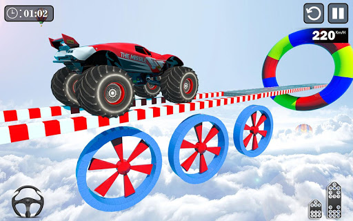 Insane GT Stunts : Mega Ramp Games screenshots 9