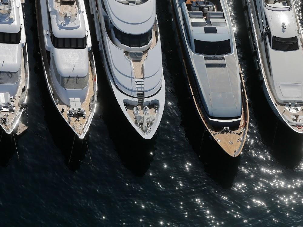 Deep, dark secrets of crew aboard wild superyachts
