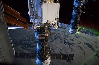 Photo: Space Station, Soyuz, & Progress