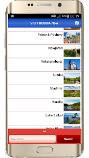 VISIT RUSSIA Now - náhled