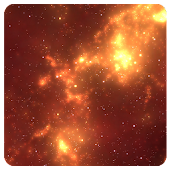 Fire Space Nebula HD Android APK Download Free By 3dgalaxymap.com