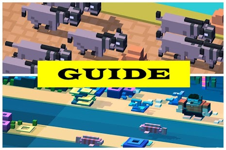 Guide for Disney Crossy Road - náhled