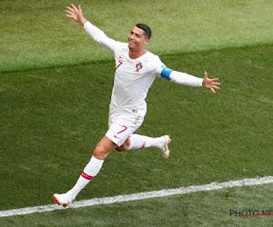 ? Cristiano Ronaldo demande aux supporters iraniens de le laisser dormir