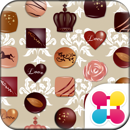 Cute Wallpaper Chocolate Love Icon