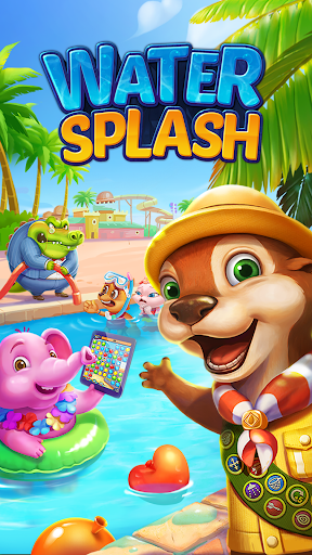 Water Splash - Cool Match 3 1.5.5 screenshots 5
