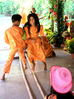 Children Dancing in Bohol